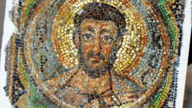 Photo of Missing 1,600-year-old mosaic returned after four decades