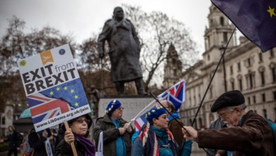 Photo of Britain's E.U. Exit App Is About to Downgrade the Lives of 3.7 Million People