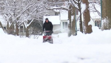 Winter storm threatens 115 million across US