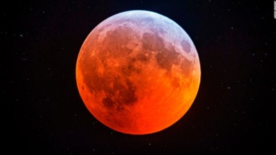Super blood wolf moon: A rare treat for stargazers