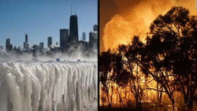 Photo of Extreme weather shatters records around the world