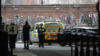 Police: 3 improvised explosives found in London