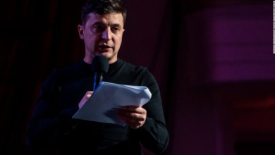 Photo of In Ukraine's election, a comedian might be voters' best choice