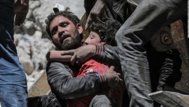 Young victims among dead in Idlib offensive