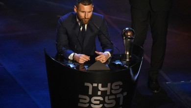 Photo of Three countries claim they DID NOT vote for Lionel Messi for The Best award – and now FIFA reveal Egypt's vote for Mohamed Salah was rejected because it was written in CAPITAL LETTERS
