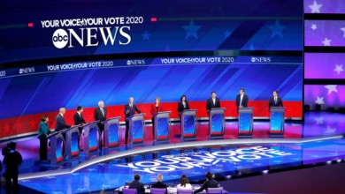 Photo of The New Yorker's Coverage of the September Democratic Debate