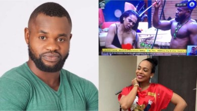 Photo of I'm ashamed to be ex #BBNaija housemate – Kemen