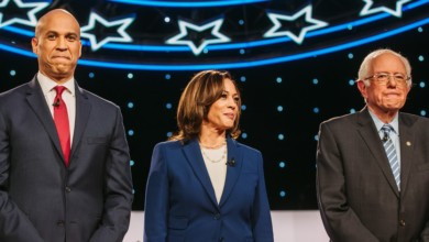 Photo of Answers to the Impeachment Question at the Democratic Debate