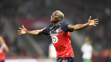 Photo of Osimhen: I'm addicted to Drogba videos
