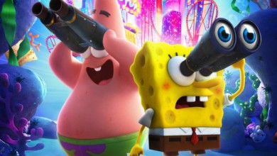 Photo of Upcoming 'SpongeBob SquarePants' 3D Movie Gets a Title and Poster