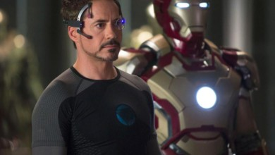 Photo of Robert Downey Jr.'s Iron Man Reported to Appear in 'Black Widow'