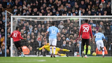 Photo of Racial incident mars Manchester derby