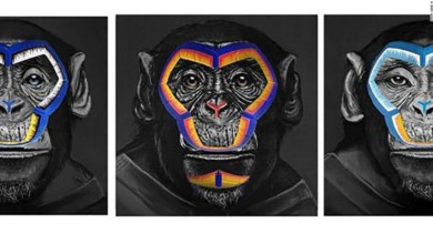 Photo of Outrage as soccer anti-racism initiative features monkey artwork