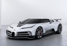 Photo of Bugatti's $11M USD Centodieci Pays Homage to '90s EB 110 Super Sport