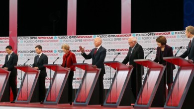 Photo of The Impeachment Question Democrats Didn't Answer During the Debate