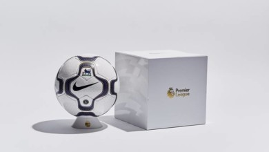 Photo of Nike & Premier League Celebrate 20th Anniversary With 2000/01 Geo Merlin Ball Recreation