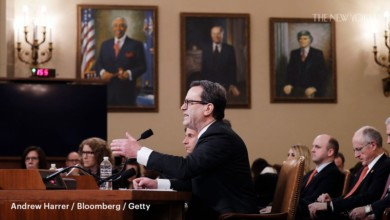 Photo of Watch Live: The House Judiciary Committee's Impeachment-Inquiry Hearing into Donald Trump