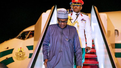 Photo of (Just in) Aswan Forum: Buhari returns to Abuja