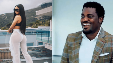 Photo of 'I dare Toke Makinwa to openly show how she can afford her lifestyle' – Actor Yomi Black