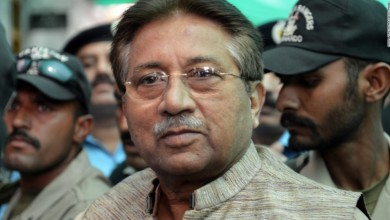 Photo of Death sentence for former Pakistan President Pervez Musharraf overturned
