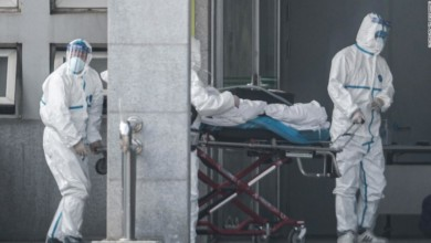 Photo of China tries to stop spread of deadly virus at worst time of year