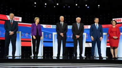 Photo of At the Democratic Debate, a State of Stasis