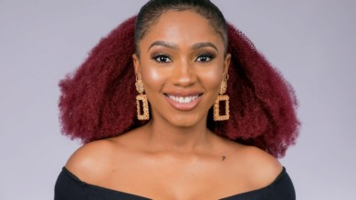 Photo of Mercy Eke describes herself as one whose attitude is savage
