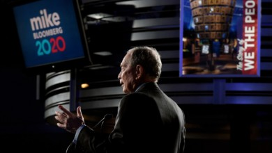 Photo of At the Democratic Debate, Can the Other Candidates Halt the Rise of Michael Bloomberg?