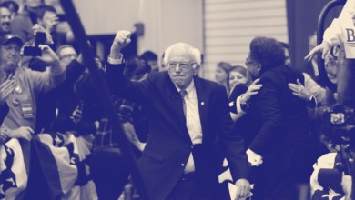 Photo of After Bernie Sanders's Win in New Hampshire