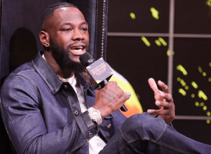 Photo of Heavyweight Champion, Deontay Wilder Reveals Battle With Depression
