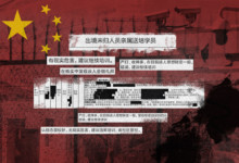 Photo of Leaked records show how China judges its citizens to be a threat