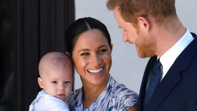 Photo of Meghan Markle and Prince Harry officially quit royal family and begin new lives in US