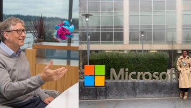 Photo of Ghanaian female developer, Ivy Barley, appointed as Program Manager at Microsoft