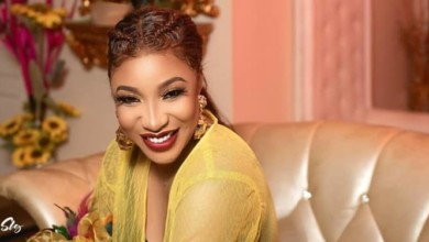 Photo of COVID-19: Stay at home or visit the funeral home – Tonto Dikeh
