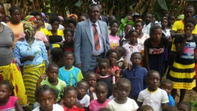Photo of Man Who Had 281 Children From 47 Wives Dies At 73 In Angola