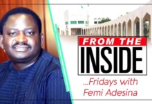 Photo of FIVE YEARS OF PMB: WE'RE GLAD HE CAME OUR WAY-BY FEMI ADESINA
