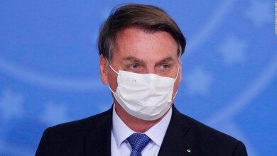 Photo of Brazil's Bolsonaro tests positive for Covid-19