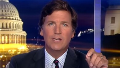 Photo of GOP operatives eye Tucker Carlson for 2024 presidential run, say he'd be a force in the primary