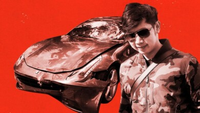 Photo of The Red Bull heir, a crashed car and the scandal that angered Thailand