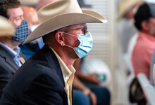 Photo of Sheriff bans mask-wearing for employees amid pandemic