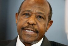 Photo of Paul Rusesabagina of 'Hotel Rwanda' appears in court again seeking bail after arrest on terrorism charges
