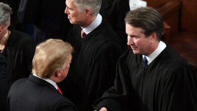 Photo of How Trump's Supreme Court Maneuver Could Dangerously Increase the Powers of the President