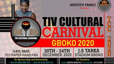 Photo of Ayatutu Family sets to shock entertainment industry with Tiv Cultural Carnival come December