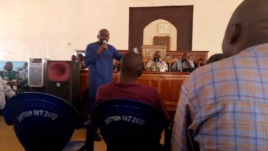 Photo of Benue Law Maker, Hembe Charges the Church not to Stay Away From Politics