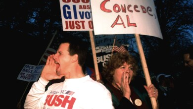 Photo of What If This Election Ends in Another Bush v. Gore?