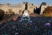 Photo of France's ruling party promises change in controversial proposed security law
