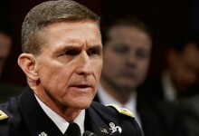 Photo of Michael Flynn endorses martial law and national re-vote for president