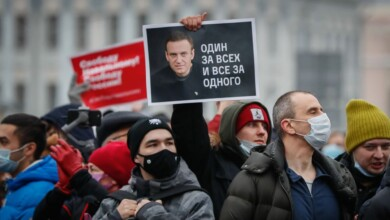 Photo of Navalny's Long-Running Battle with Putin Enters a New Phase