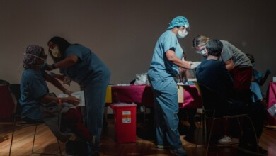 Photo of Atul Gawande on COVID-Vaccine Distribution and When Normalcy Might Return