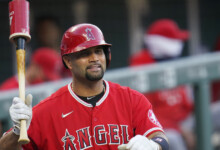 Photo of Pujols says he'll decide future after season with Angels